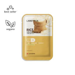 kollab Leaders Insolution Labotica Skin Soft Mask Rice
