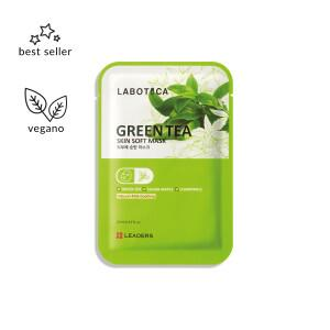 labotica green tea skin soft mask